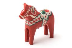 Nils Olsson Hemslöjd - Dala Horse Red 15 cm