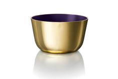 Skultuna Brass Bowl Lilac