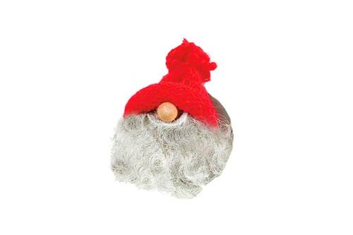 "Larssons Trä - Santa ""Greybeard"" Magnet"