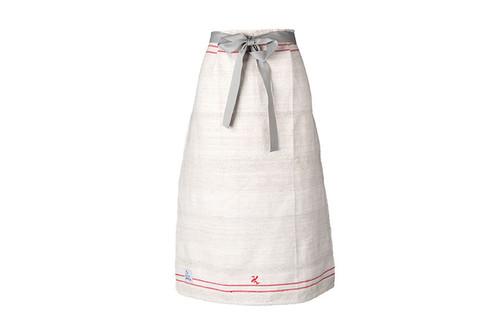 ReThink Design - Red Towel Apron