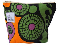 ReThink Design - Toiletry Bag Orange Small