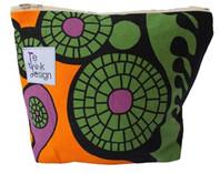 ReThink Design - Toiletry Bag Orange Small