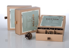 Kotten - 9 Fire Starters In a Gift Box