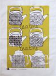 Emelie Ek - Tea Time Towel Olive