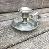 Vintage - Tin Candle Holder