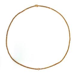 Fine Antique American 14 Karat Gold Watch Chain