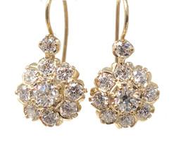 Diamond 2.22 Carat 14 Karat Gold