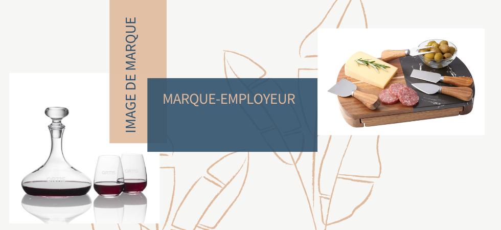 image de marque et marque employeur