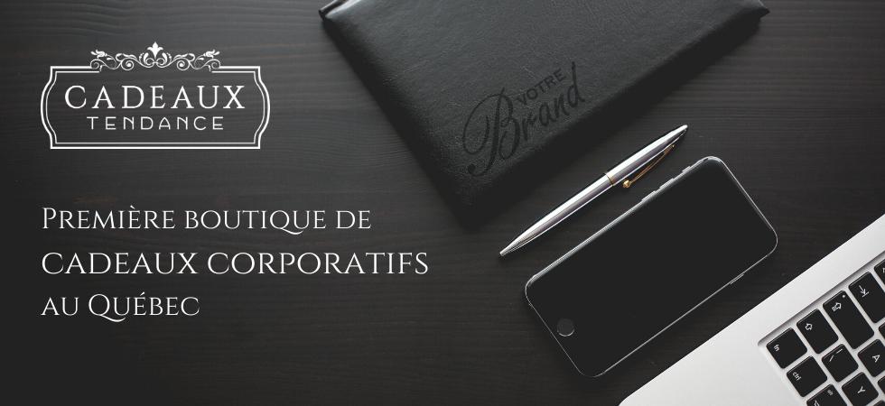 cadeaux corporatifs au Quebec