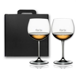 Ensemble de 2 verres RIEDEL XL OAKED CHARDONNAY # 4384