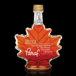 Sirop d'Erable Canadien, format 250ml #5291