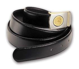 Boucle de ceinture et ceinture - Belt buckle with belt - Earings # 5557