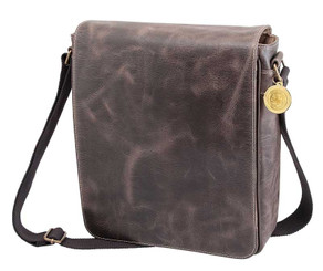 Sacoche en cuir - Messenger Bag # 5560