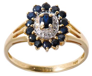 Baque pour femme - Ladies ring # 5568