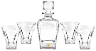 Ensemble decanteur et verres  # 5596