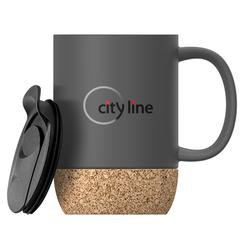 Tasse en ceramique moderne, personnalisée avec votre logo  #5694