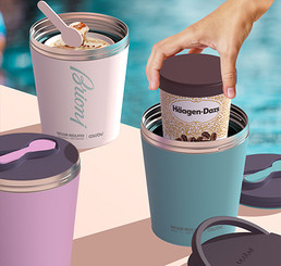 thermos pour creme glace # 5749