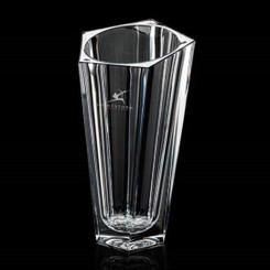 Vase personnalisé avec un logo, 11 pouces # 5767