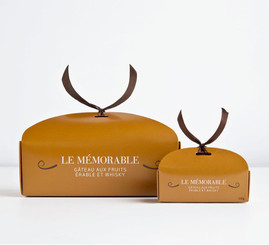 Gateaux au fruits Le Memorable, format 560g, # 5811