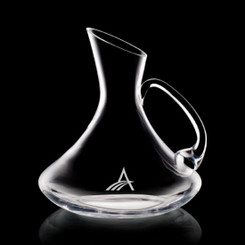 Decanteur en cristal Bearden 60oz #1356