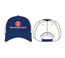 Elite Shooting Sports Hat Navy