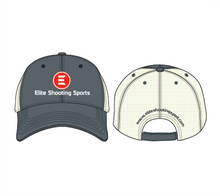 Elite Shooting Sports Hat Grey