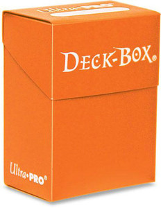 Ultra Pro - Orange - Deckbox