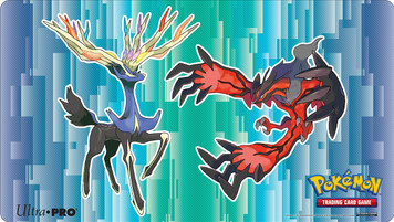 Ultra Pro - Pokemon - Yveltal & Xerneas - Play Mat