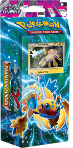 Pokemon TCG - Bolt Twister Theme Deck - XY Phantom Forces