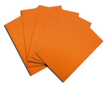 Dragon Shield - Orange - 100ct Card Sleeves