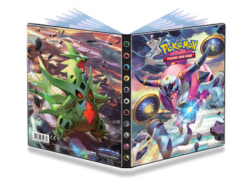 Pokemon- Ultra Pro 4-Pocket Portfolio XY-7
