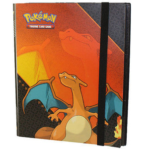 Pokemon - Charizard 9-Pocket PRO Binder