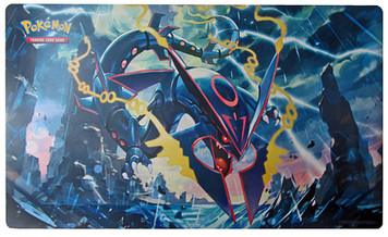 Pokemon TCG- Shiny Mega Rayquaza Playmat