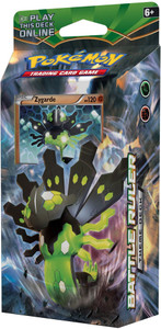 Pokemon TCG- Battle Ruler- Fates Collide