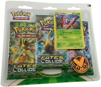 Pokemon TCG- Fates Collide- Vivillon Blister Pack