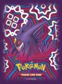 Pokemon TCG Mega Gengar Sleeves 65ct Pack