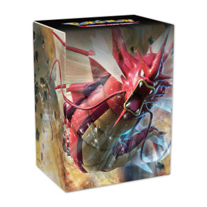 Pokemon TCG Shiny Mega Gyarados Deck Box