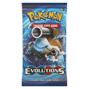 Pokemon TCG XY Evolutions Booster Pack