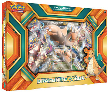 Pokemon TCG- Dragonite EX Box