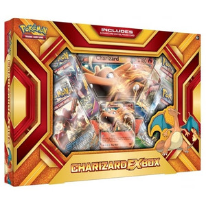 Pokemon TCG- Charizard EX Box
