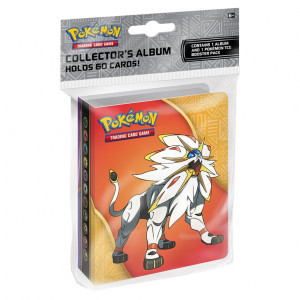 Pokemon TCG Sun & Moon Collector's Album