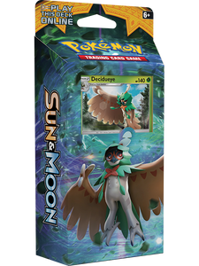 Pokemon TCG Sun & Moon Theme Deck- Forest Shadow