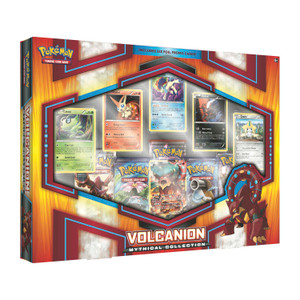 Pokemon TCG Mythical Collection Volcanion