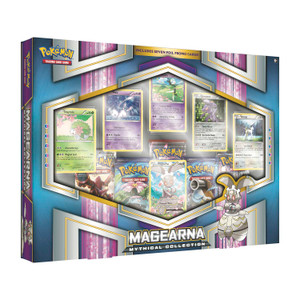 Pokemon TCG Mythical Collection Magearna