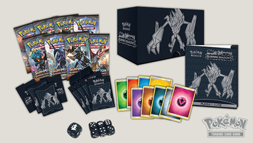 Pokemon TCG - Sun & Moon - Burning Shadows - Elite Trainer Box