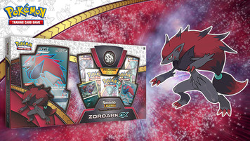Pokemon TCG - Shining Legends Special Collection - Zoroark GX