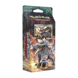 Pokemon TCG - Sun & Moon - Guardians Rising Theme Deck - Steel Sun