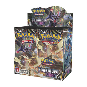 Pokemon TCG - Sun & Moon - Forbidden Light - Booster Box