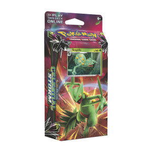 Pokemon TCG - Sun & Moon - Celestial Storm Theme Deck - Leaf Charge