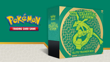 Pokemon TCG - Celestial Storm - Elite Trainer Box